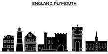 England, Plymouth Architecture...