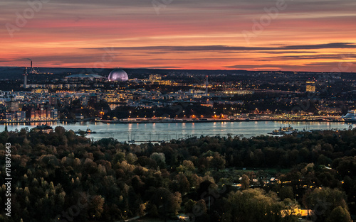 Foto auf Acrylglas Stockholm Stockholm