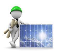 Omino 3d Progetto Fotovoltaico