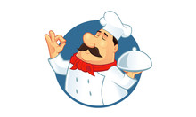Professional Chef Logo