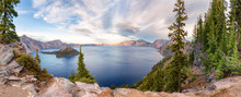 Crater Lake National Park Pano...