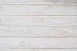canvas print picture white wood plank wall texture