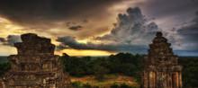 Temple In Ankor Wat