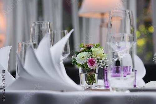 Blumen Auf Dem Tisch Buy This Stock Photo And Explore Similar