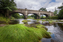 Kings Bridge At Bolton Abbey O...