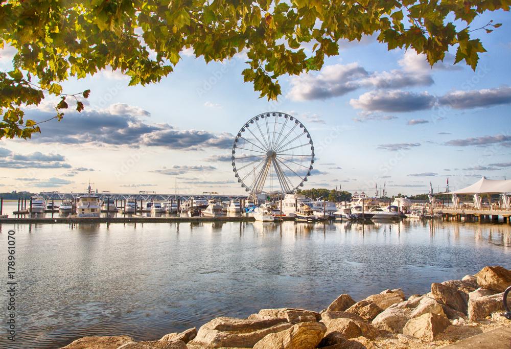 Fototapety, obrazy: National Waterfront
