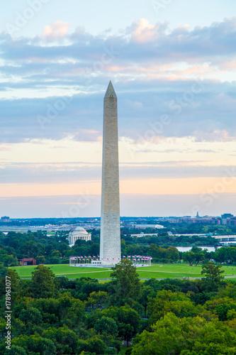 Fotografie, Obraz  Washington Monument