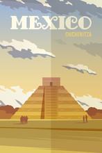 Vector Retro Poster
