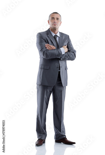 Fotografie, Obraz  portrait of a successful businessman.i