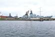 Vista de Copenhagen, Dinamarca,
