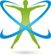 Person, Kreise, Gesundheit, Gesundheitswesen, Logo