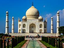 The Tajmahal, Wonder Of World