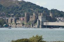 Caernarfon Castle Used For The...