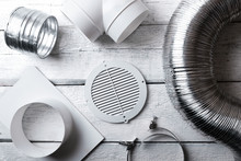 Ventilation System Items And J...