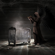 Angel And The Empty Cradle