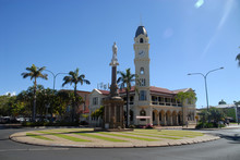 Post Office And Clock Tower In...