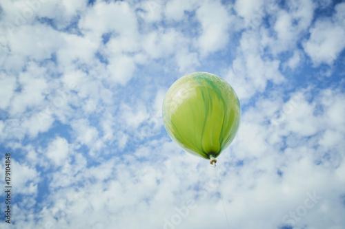 Plakat Balon parkowy