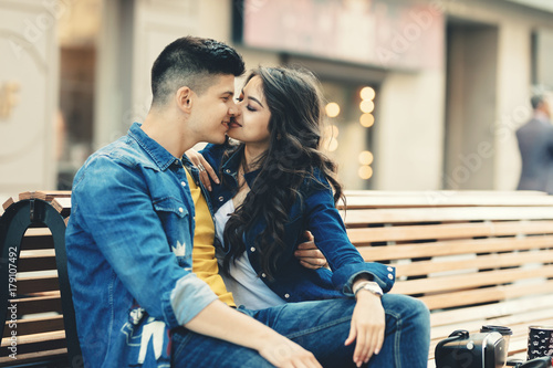 Affectionate while dating