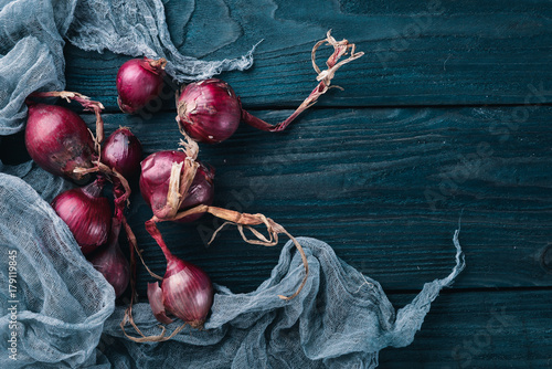 Fotografía  Ripe onion