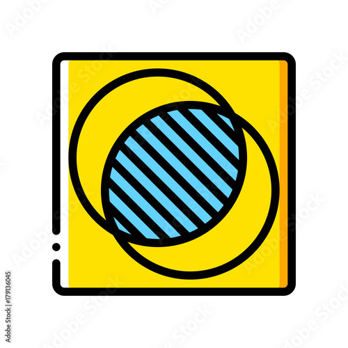 Fotografie, Obraz  User Interface - Opacity - (Yellow)