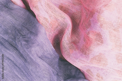 Texture light fabric