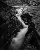 Wodospad w Allegheney Forest w Pensylwanii - 179159850