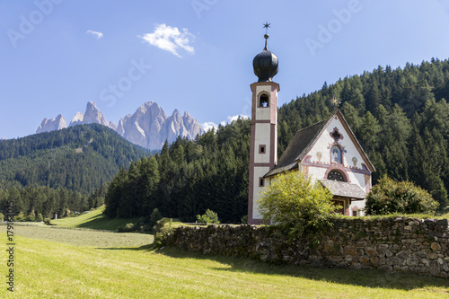 Photo  The Johanneskapelle (St