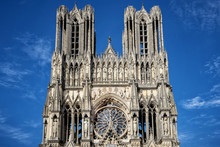 Cathedral Of Notre-Dame, Reims...