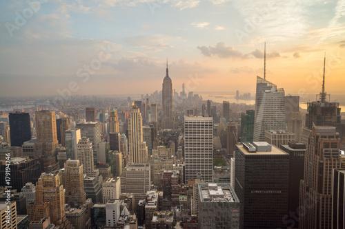 Views of Manhattan, New York City