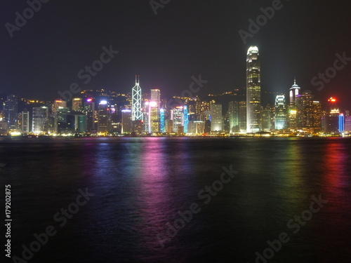 Plakat Hongkong