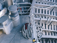 Ropes And Winches