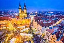 Prague, Czech Republic - Chris...