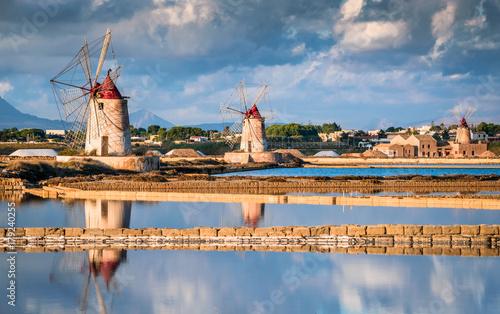 Obraz Marsala, Sicily, Italy - fototapety do salonu