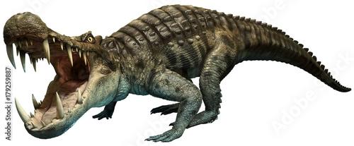 Obraz na plátně  kaprosuchus