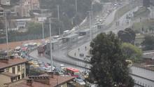 Tropical Rain And Traffic Jams...