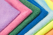 Colorful Cleaning Rag Microfib...