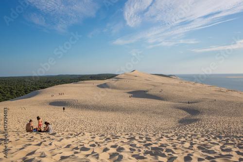Canvastavla Bassin d'Arcachon - Détente au Sommet de la Dune du Pyla