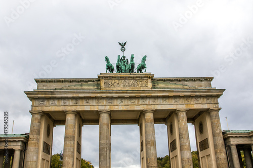 Keuken foto achterwand Berlijn Brandenburger Tor in Berlin