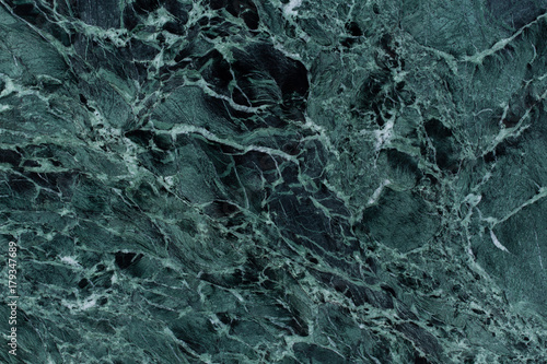 Door stickers Marble Green marble texture - seamless tile.