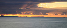 Sunset Over Catalina Island Fr...