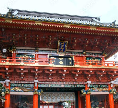 Canvas Prints Peking 神田神社