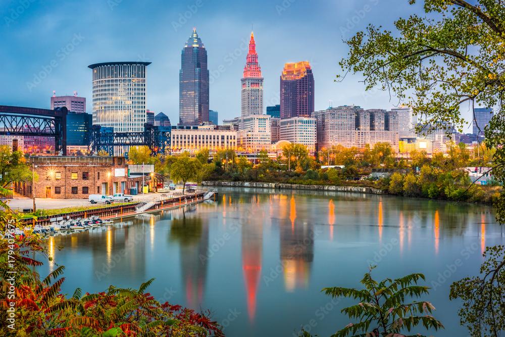 Valokuva  Cleveland, Ohio, USA