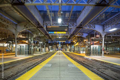 Valokuvatapetti Toronto Union Station