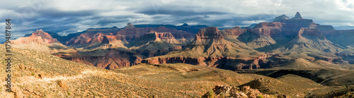 Panorama of Grand Canyon Slika na platnu