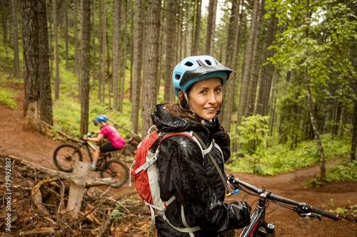 Photo  Mountain Biking