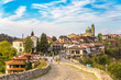 Leinwanddruck Bild - Tsarevets Fortress in Veliko Tarnovo