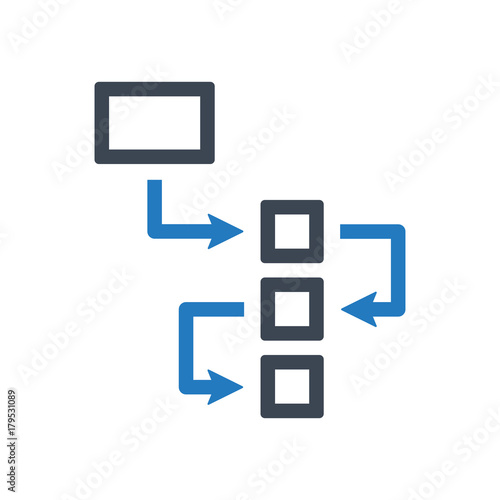 Flowchart Icon Buy This Stock Vector And Explore Similar Vectors