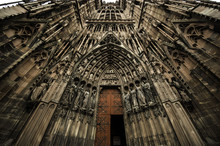 Strasbourg Cathedral Front