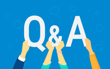 Question And Answer Concept Ve...