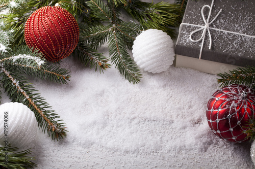 Christmas decorative elements #179574006
